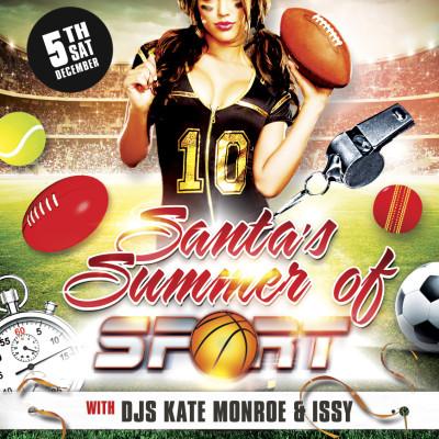 Santa's Summer of Sport